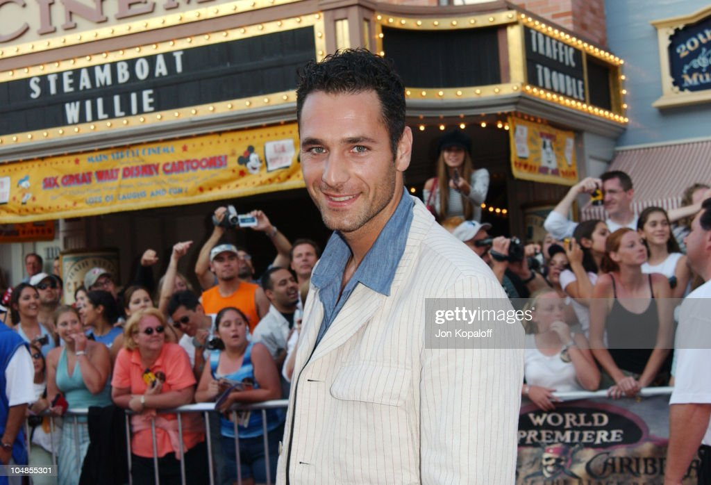 """Pirates of the Caribbean: The Curse of the Black Pearl"" World Premiere"