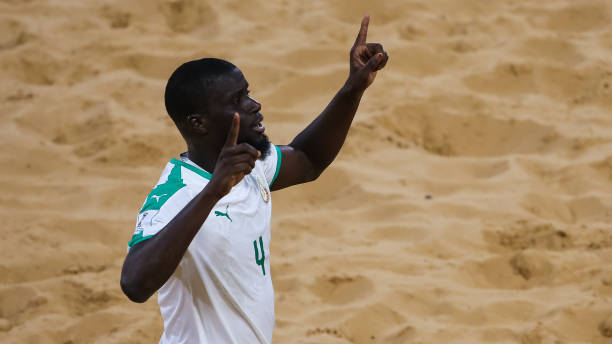 PRY: Belarus v Senegal - FIFA Beach Soccer World Cup Paraguay 2019