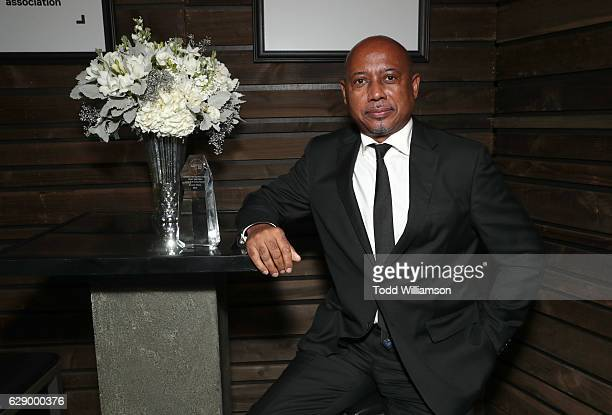 Raoul Peck attends the 32nd Annual IDA Documentary Awards at Paramount Studios on December 9 2016 in Hollywood California