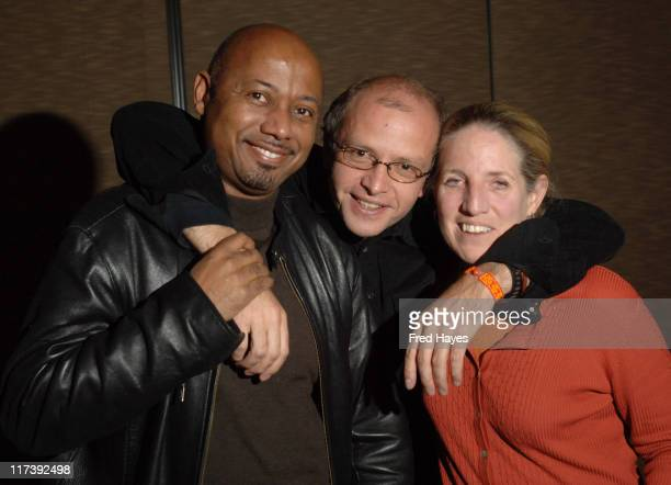 Raoul Peck Juan Carlos Rulfo and Elizabeth Weatherford World Documentary Jurors