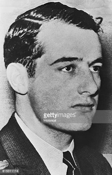 Raoul Wallenberg Swedish diplomat held prisoner by Russians | Location indoors