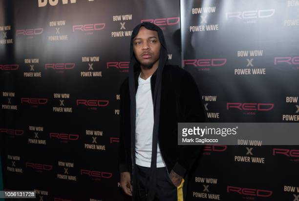 Rap Artist Bow Wow attends the Bow Wow X Red By Kiss Launch on November 1 2018 in New York City