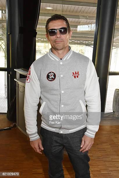 PARIS FRANCE NOVEMBER 5Ê Rap artist Kool Shen from NTM Band attends the Winamax Poker Tour 20162017 at Grande Halle de la Villette Day One on...