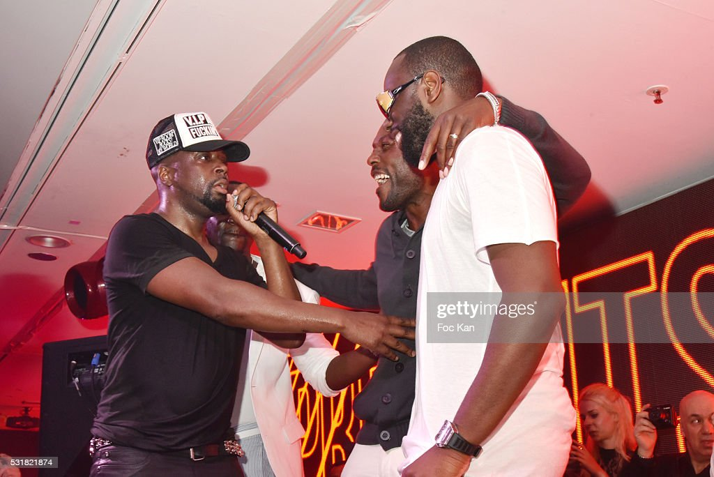 """Wyclef Jean"" Party at VIP ROOM JW Mariott   - The 69th Annual Cannes Film Festival"