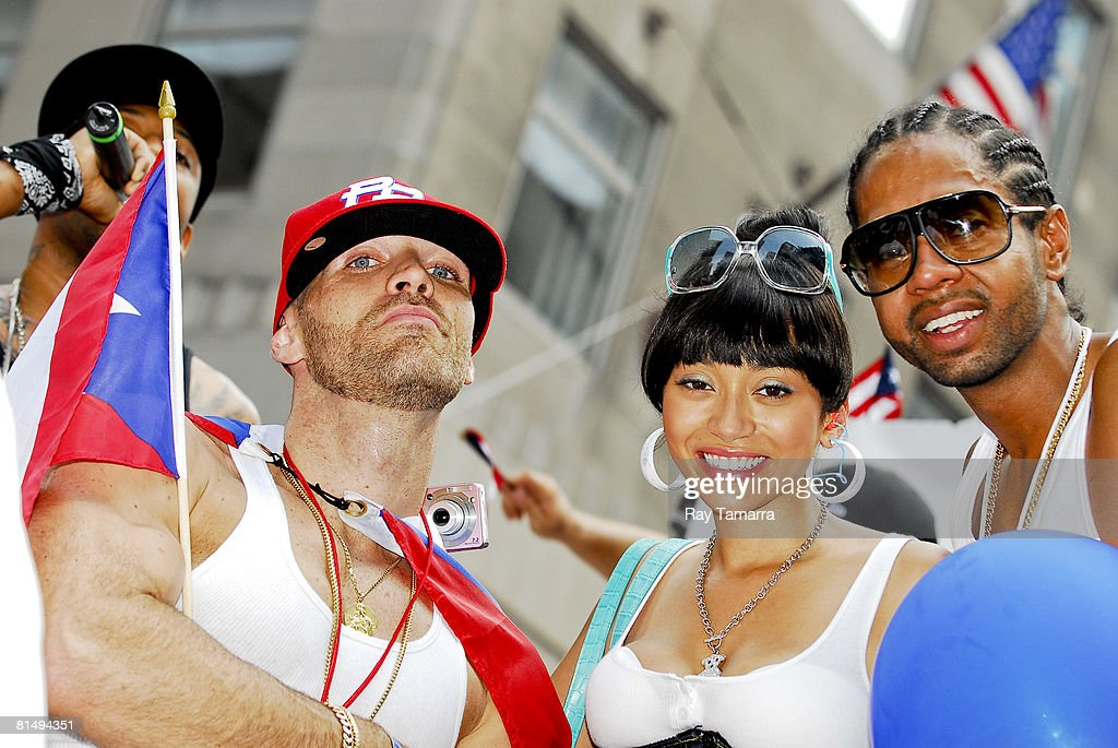 The 2008 National Puerto Rican Day Parade : News Photo
