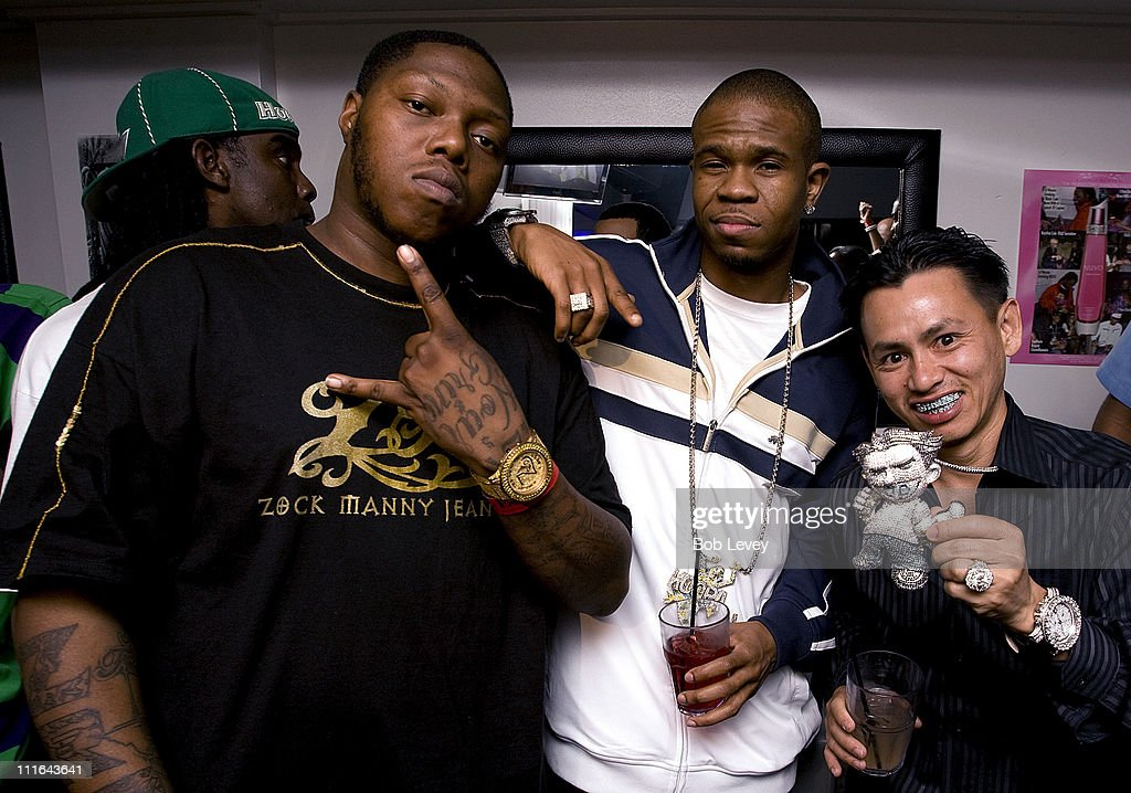 "Slim Thug ""Boss Of All Bosses"" Album Release Party"