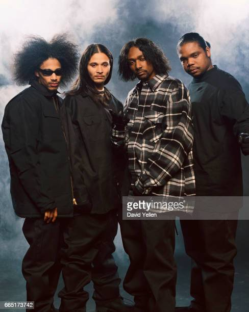 Layzie Bone Bizzy Bone Krayzie Bone and Wish Bone