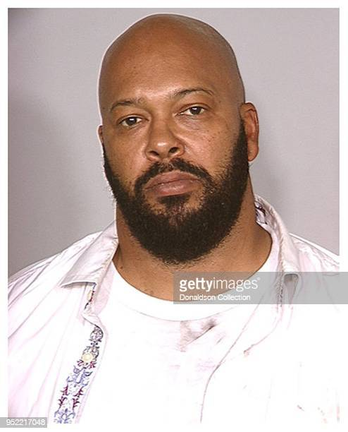 Rap music titan Marion 'Suge' Knight posed for the above mug shot in August 2008 after he was arrested by Las Vegas police for assaulting his...