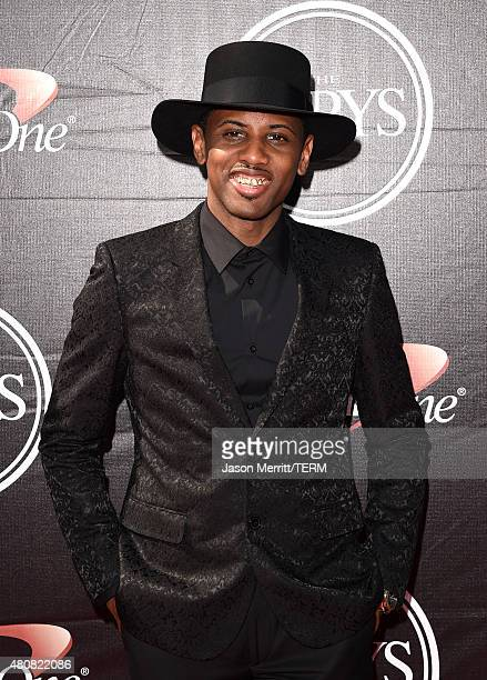 Rap musician Fabolous attends The 2015 ESPYS at Microsoft Theater on July 15 2015 in Los Angeles California