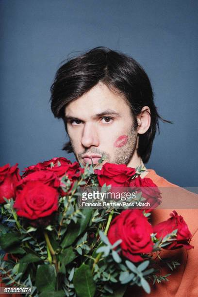 Rap singer Orelsan aka Aurelien Cotentin is photographed for Paris Match on October 30 2017 in Paris France