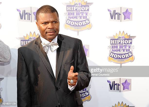 RapALot Records CEO J Prince attends 2010 VH1 Hip Hop Honors at Hammerstein Ballroom on June 3 2010 in New York New York