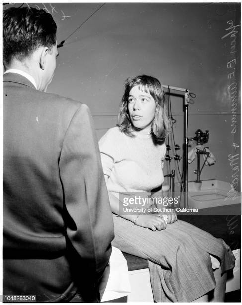 Rape victim 1 June 1952 Officer EE CumminsMarcella McCarty Los Angeles California
