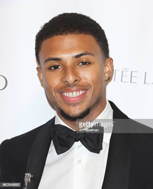 Diggy Simmons Stock Photos and Pictures