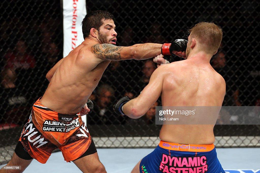UFC Fight Night: Assuncao v Caraway : News Photo