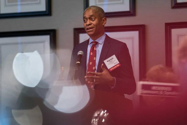 GA: Federal Reserve Bank Of Atlanta President Raphael Bostic Speaks At Harvard Business School Club