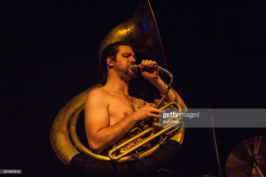 Gogol Bordello Performs At Neptune Theatre : News Photo