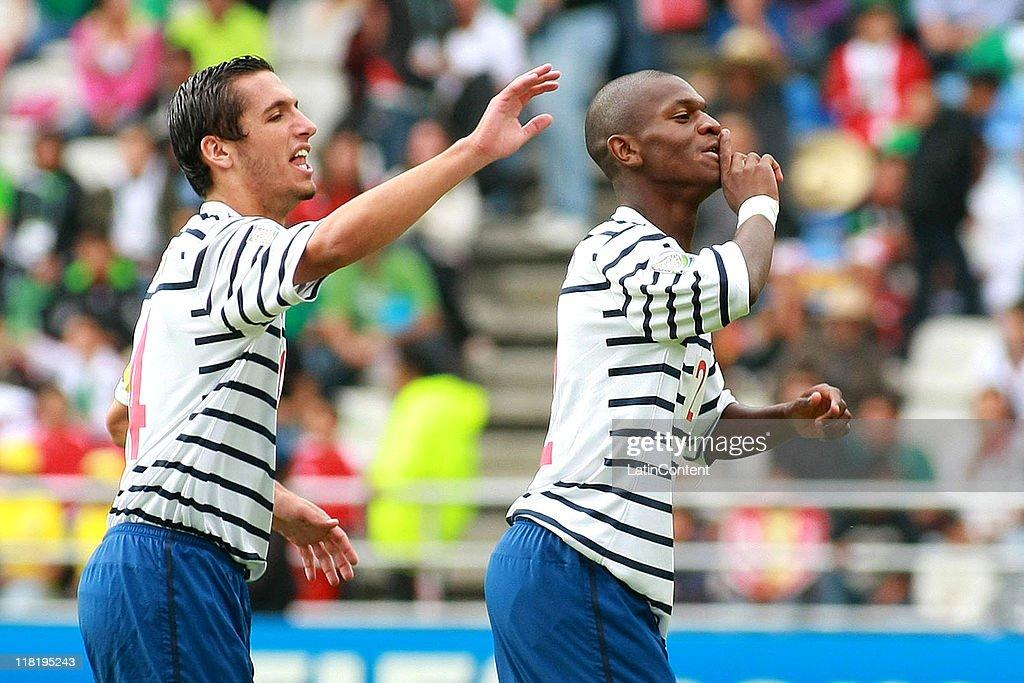 France v Mexico: FIFA U-17 World Cup Mexico 2011 Quarter Finals : Photo d'actualité