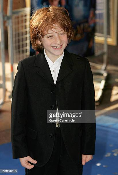 Raphael Coleman arrives at the the world charity premiere of Nanny McPhee in aid of The Refugee Council at the UCI Empire Leicester Square on October...