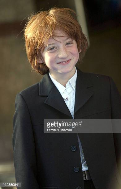 Raphael Coleman during Nanny McPhee London Premiere Arrivals at UCI Empire Leicester Square in London Great Britain