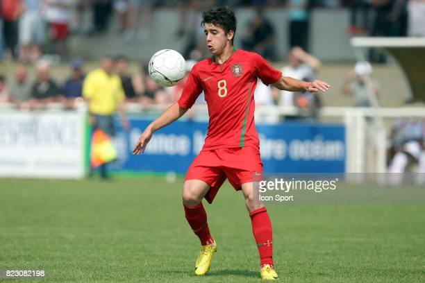 Raphael Gregori GUZZO Portugal / Guinee Mondial Minimes Tournoi International U16 Montaigu