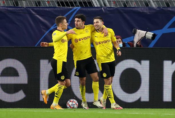 DEU: Borussia Dortmund v SS Lazio: Group F - UEFA Champions League