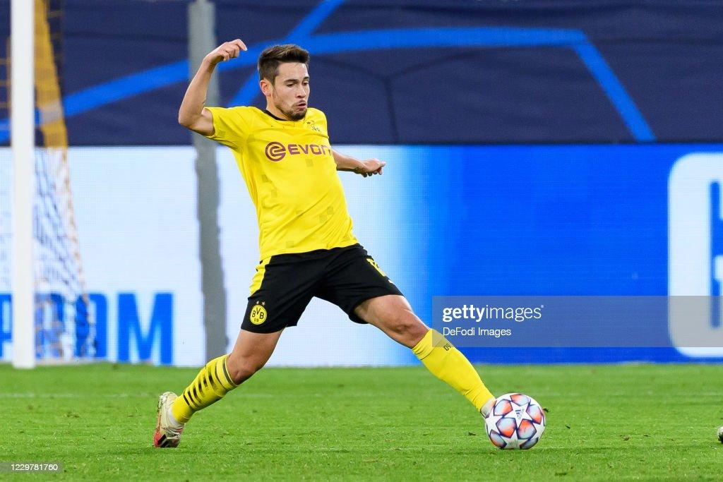 Borussia Dortmund v Club Brugge KV: Group F - UEFA Champions League : News Photo