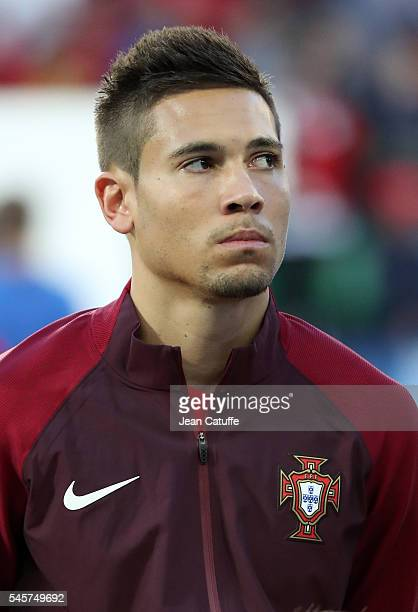 Raphael Guerreiro of Portugal looks on before the UEFA EURO 2016 Group F match between Portugal and Iceland at Stade GeoffroyGuichard on June 14 2016...
