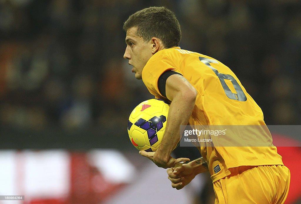 FC Internazionale Milano v Hellas Verona FC - Serie A : News Photo