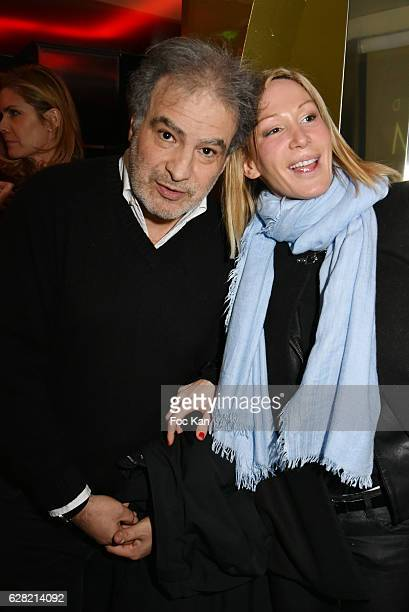 Raphael Mezrahi and Gordana KinsbourgÊattend 'Black Whyte Party' by Edouard Nahum to celebrate his new Jewellery store in Aspen Colorado At VIP Room...