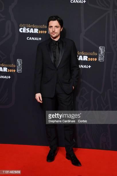 Raphael Personnaz attends the Cesar Film Awards 2019 the Cesar Film Awards 2019 at Salle Pleyel on February 22 2019 in Paris France