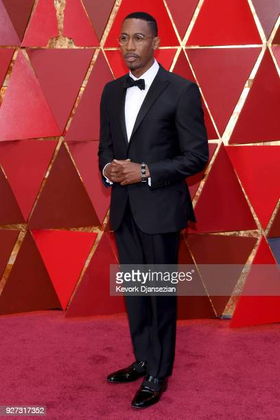 Raphael Saadiq attends the 90th Annual Academy Awards at Hollywood Highland Center on March 4 2018 in Hollywood California