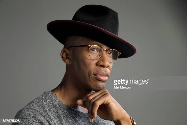 Raphael Saadiq is photographed for Los Angeles Times on September 8 2017 in Los Angeles California PUBLISHED IMAGE CREDIT MUST READ Mel Melcon/Los...