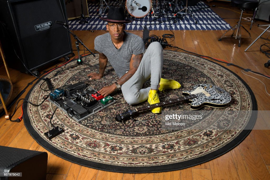 Raphael Saadiq is photographed for Los Angeles Times on September 8, 2017 in Los Angeles, California. PUBLISHED IMAGE.