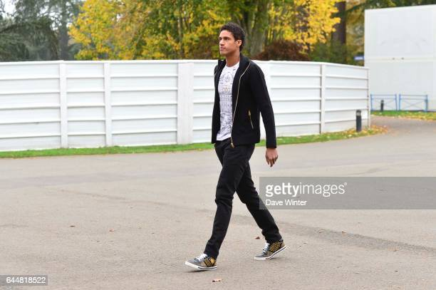 Raphael VARANE Equipe de France Arrivee des joueurs a Clairefontaine Photo Dave Winter / Icon Sport