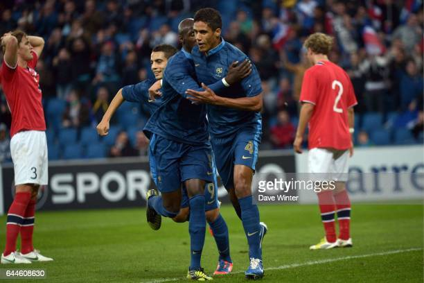 Raphael VARANE France / Norvege Barrages Euro 2013 Espoirs match aller Stade Oceane du Havre Photo Dave Winter / Icon Sport