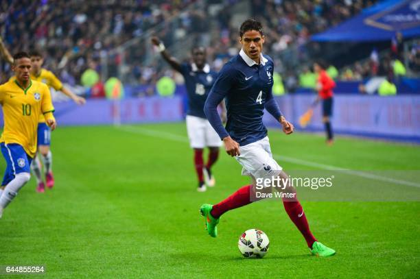 Raphael VARANE France / Bresil Match Amical Photo Dave Winter / Icon Sport