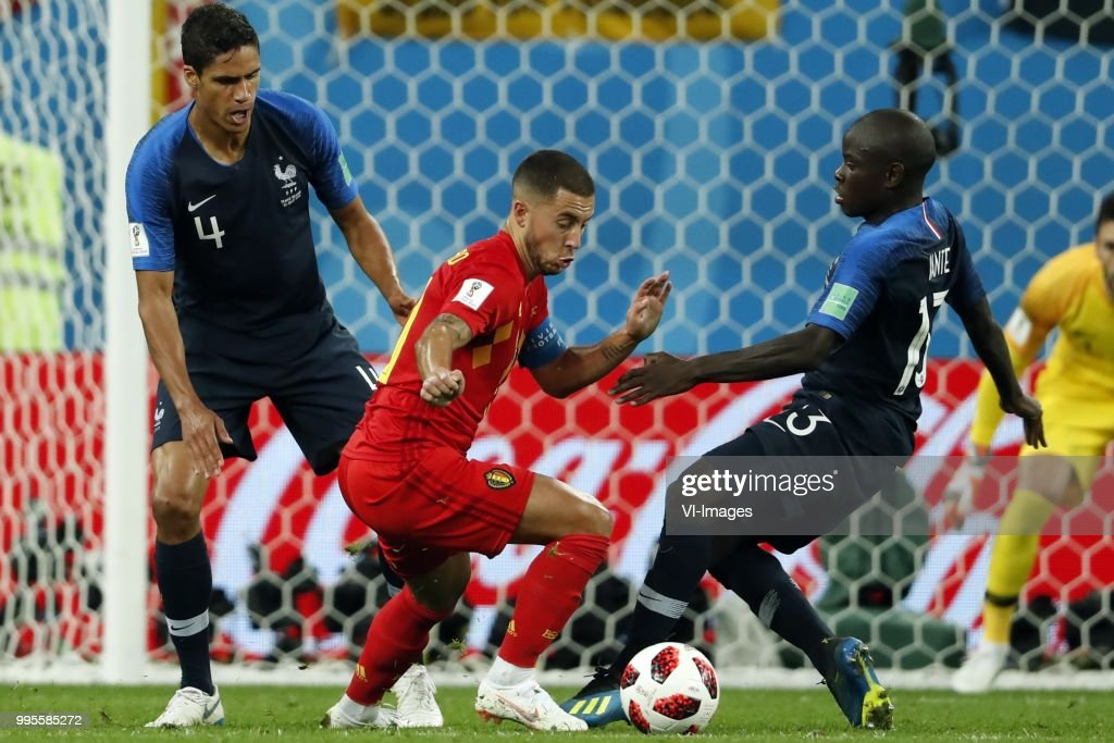 "FIFA World Cup 2018 Russia""France v Belgium"" : News Photo"