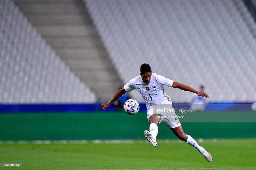 France v Bulgaria - International Friendly : News Photo