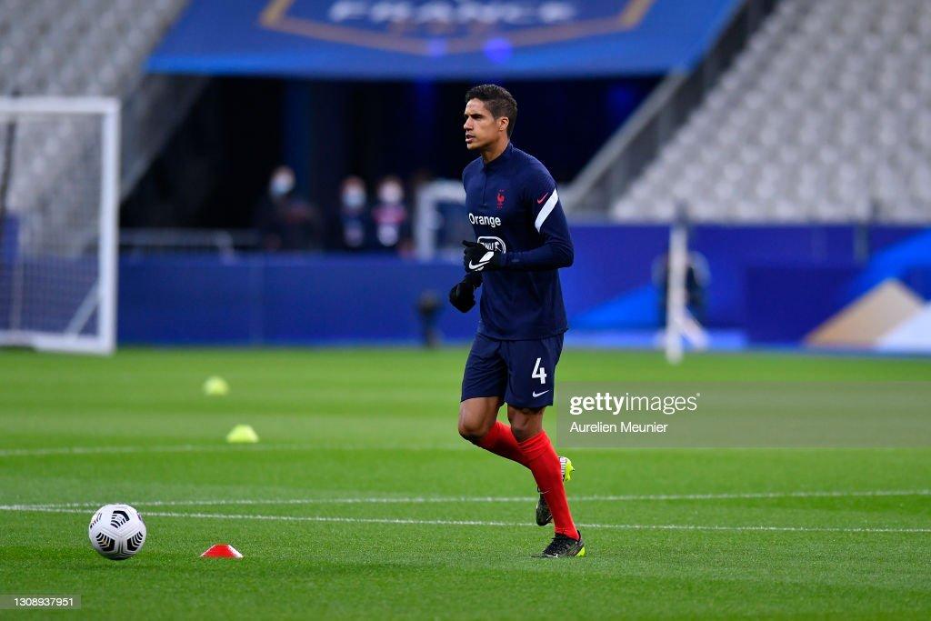 France v Ukraine - FIFA World Cup 2022 Qatar Qualifier : ニュース写真