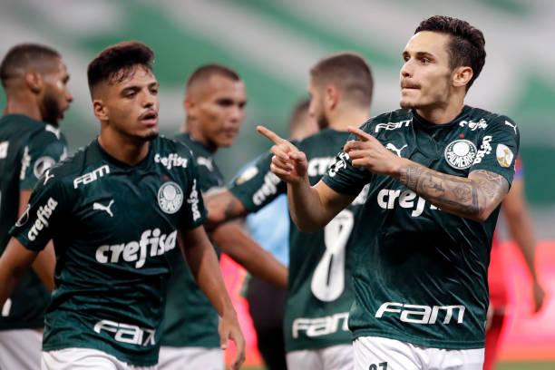 BRA: Palmeiras v Tigre - Copa CONMEBOL Libertadores 2020