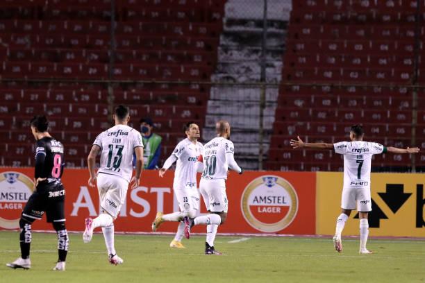 ECU: Independiente del Valle v Palmeiras - Copa CONMEBOL Libertadores 2021