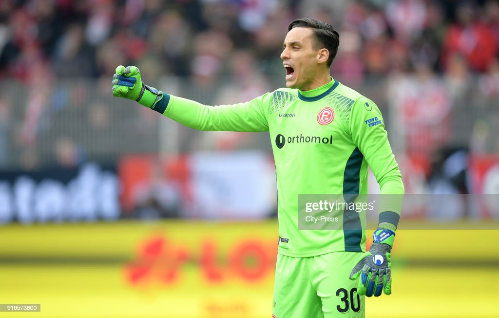 FC Union Berlin v Fortuna Duesseldorf - 2nd Bundesliga : News Photo
