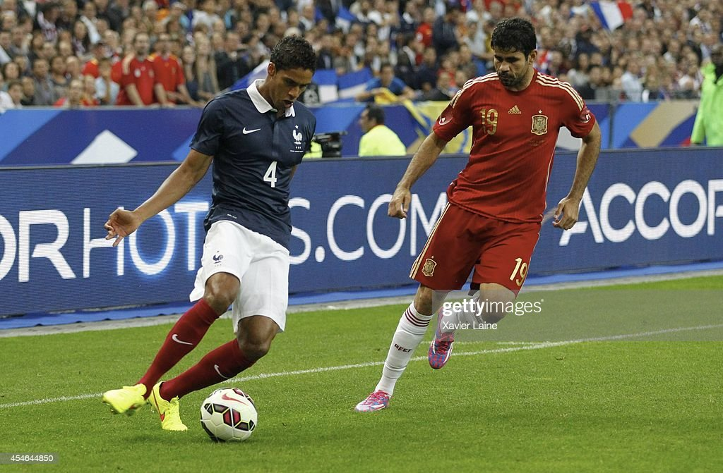 France v Spain - International Friendly Match : News Photo