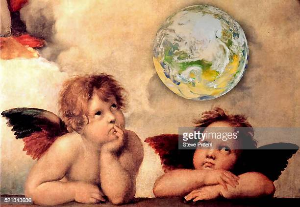 Raphael's Angels World