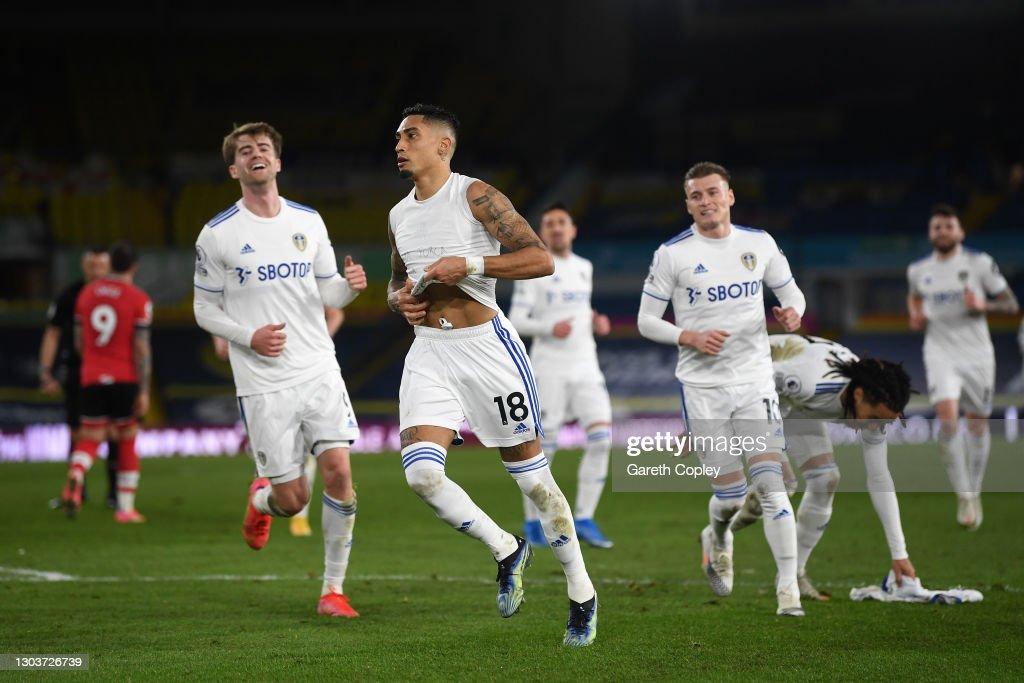 Leeds United v Southampton - Premier League : ニュース写真