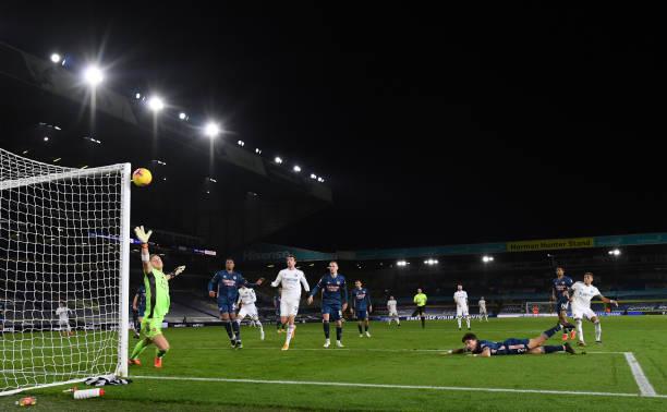 GBR: Leeds United v Arsenal - Premier League