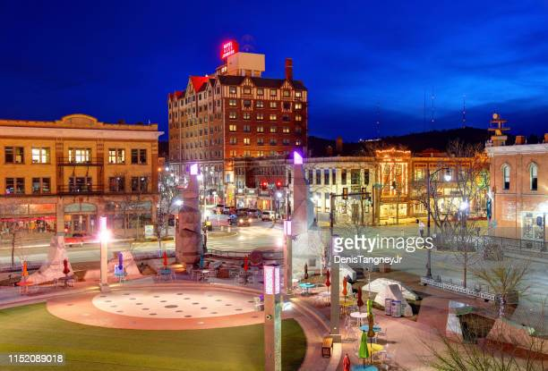 rapid city, south dakota - south dakota stock pictures, royalty-free photos & images
