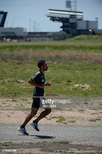 Rapids coach Pablo Mastroeni was a relentless competitor when he was a Rapids midfielder for 11 seasons Looking lean Pablo Mastroeni jogs after...