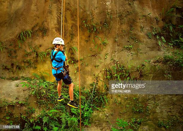 rappelling tour in costa rica