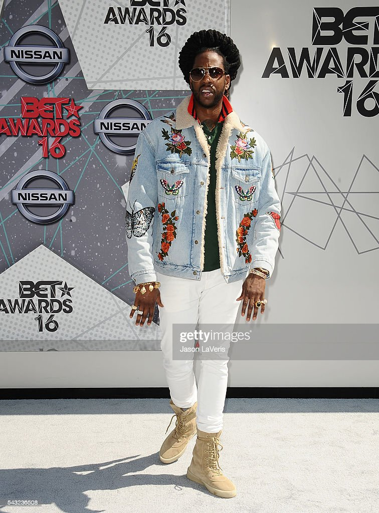 Rapper 2 Chainz attends the 2016 BET Awards at Microsoft Theater on June 26, 2016 in Los Angeles, California.